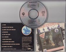 ZZ TOP The Best Of original 1984 10-track CD Made in Germany no barcode
