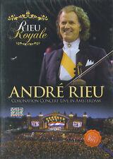André Rieu : Rieu Royale - Coronation Concert live in Amsterdam (DVD)