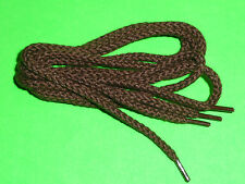 SHOELACES 90CM HIKER , CORD DARK BROWN LACES **IN AUSTRALIA ** SHOE LACES