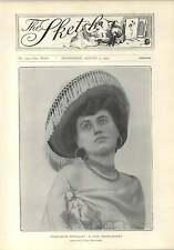 1903 L'enetente Cordiale Pretty Peacemaker