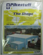 Pikestuff HO Scale 541-0015 The Shops