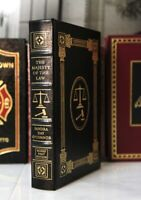 MAJESTY OF THE LAW - Easton Press - SANDRA DAY O'CONNOR🖋SIGNED 1ST ED🖋