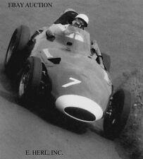 New listing Vanwall F1 & Stirling Moss - 1958 German Grand Prix Formula 1 - photograph