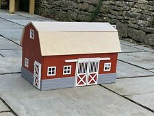 More details for schleich 42028 farm big red barn retired  in original box free uk postage