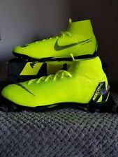 Nike Mercurial Superfly 6 Elite FG - UK Size 12 - AH7365 701 - Volt