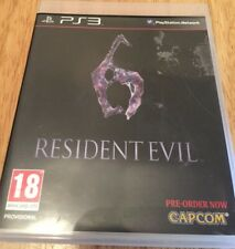 Resident Evil 6 - PS3 - Playstation 3