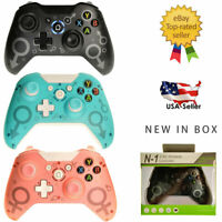 Wireless Controller for Xbox One and Microsoft Windows 10 Bluetooth