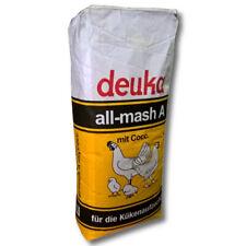 Deuka Kükenfutter All-Mash A Mehl 25 kg m.Cocc. Küken Aufzucht Geflügel Futter