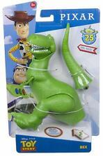 Disney Pixar Toy Story Poseable Figure - Rex BRAND NEW