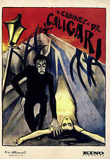 The Cabinet of Dr. Caligari (DVD, 2014)