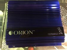 COBALT 304 Amp, by Orion.  Made in the U.S.A.,  with speaker plug 5 pin NEW!