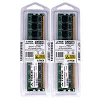 4GB KIT 2 x 2GB HP Compaq Pavilion A6190d A6195.it A6200.it A6200n Ram Memory