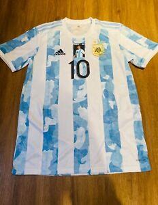 Argentina Match Shirt Maradona Tribute