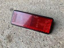 Reflex Reflector Red Stanley RR0502 Yamaha Honda 33742-MR1-671 3Y6851300200