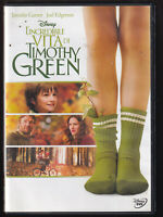 EBOND l'incredibile vita di timothy green  DVD Ex Noleggio D464004
