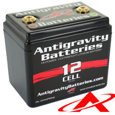 NEW ANTIGRAVITY 12-CELL SMALL CASE MOTORCYCLE BATTERY AG-1201
