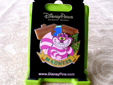 Disney * CHESHIRE CAT - Flirting With Madness - Spinner * Character Trading Pin
