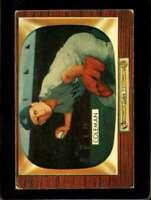 1955 BOWMAN #99 JERRY COLEMAN GOOD+ YANKEES  *X3193