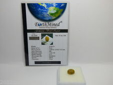 Natürlicher Beryll - Oval - 10,50 Karat - Zertifikat GTL - Gewicht 2,13 Gramm-DR