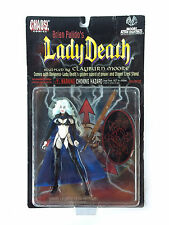 Chaos Comics 1997 Lady Death Brian Pulido Moore Action Collectibles Figure MOC