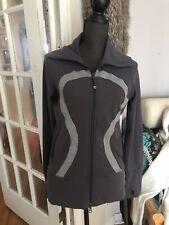 Lululemon  Size  6 Stride Jacket  Gray