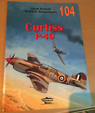 WUDAWNICTWO MILITARIA n°104 - CURTISS P-40
