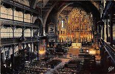 BR5683 Saint Jean D Luz L eglise ou fut celebre la Mariage de louis XIV   france