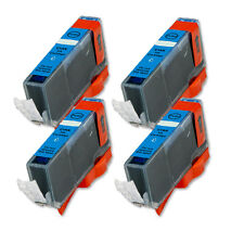 4 PK CYAN ink Cartridge w/ chip fits Canon CLI-226 iP4920 MG5220 MG5320 MX712
