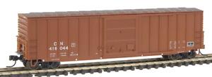 NEW N Atlas #45311 50' Precision Design Boxcar Canadian National #416044