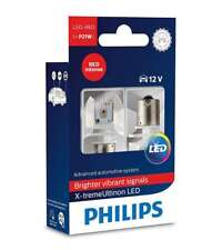 Coppia P21W PHILIPS X-tremeUltinon LED luce stop rosse
