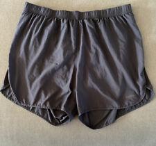Patagonia Lined Running Shorts (Mens L) Black