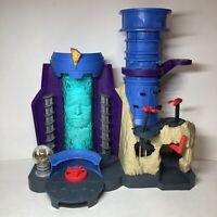 Imaginext Power Rangers Command Center Light Up Playset Fisher Price Mattel