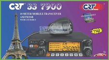 CB TRANSMITTER RECEIVER 26-30MHZ CRT SUPERSTAR SS-7900 12 WATT AM -30 249012