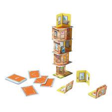 Haba Rhino Hero, un juego de niños, juego de cartas, juego de lotes, juegos, juguetes, 4092