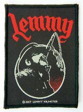 LEMMY MIC  patch -MOTORHEAD