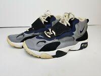 Nike Air Max Speed Turf GS Kid's Black Navy White Shoes Sz 7Y #535735-003