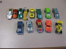 Lot Of Hot Wheels Redline Cars 13 Cars Total