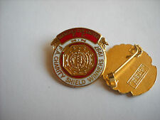 a27 MANCH UTD FC cm.2,5 club spilla football calcio pins inghilterra england