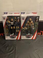 WWE Mattel Elite 69 Tommaso Ciampa Elite 71 Adam Cole NXT Wrestling LOT