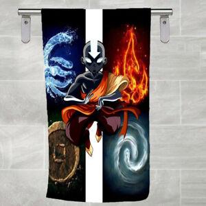 """Avatar Bath Towel 30"""" x 56"""" (One Side)"""