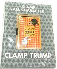 Japan Import 2009 NEW IN BOX CLAMP All Character Trump Playing Cards CCS Sakura