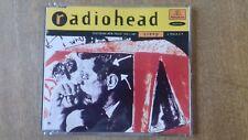 Radiohead - Creep - European Import CD Single Inside My Head (live), Creep (live