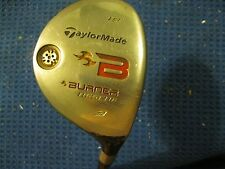 Taylor Made Burner 2009 Fairway 3 Wood 15* Stiff Flex Nice!