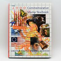 USPS 2000 Commemorative Year Set Collection Book W 99 Stamps Sealed Millennium