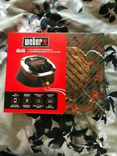 Weber iGrill 2 7203 Digital Bluetooth Thermometer