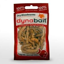 Dynabait Freeze Dried Bloodworms Natural Bait
