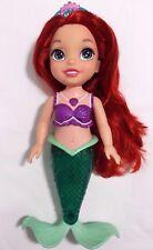 Disney Princess Colors Of the Sea Ariel Bath Toy Doll Sings Talks Lights Toddler