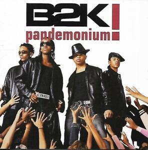 B2K - Pandemonium (2003 CD Album)