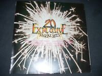 20 EXPLOSIVE REGGAE HITS LP Various Artists SEALED Trojan 81 1974 Import
