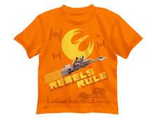 Star Wars Rebel Rule Boys T-Shirt